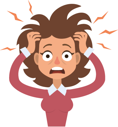 stressed-lady